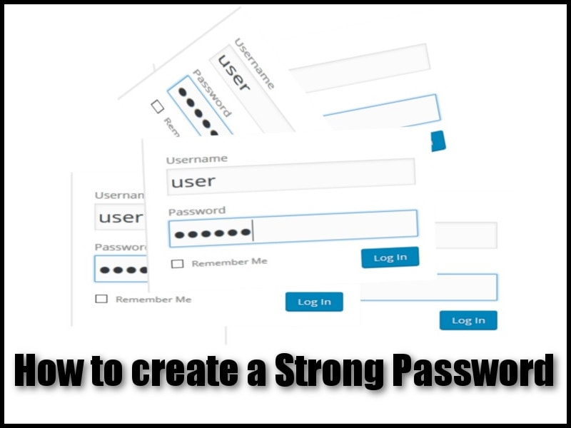 How to create a strong password by Managed Web Services