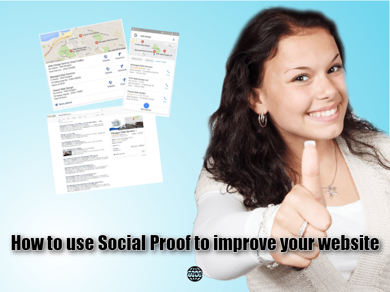 How to use social proof to improve the user experience (UX) of your website